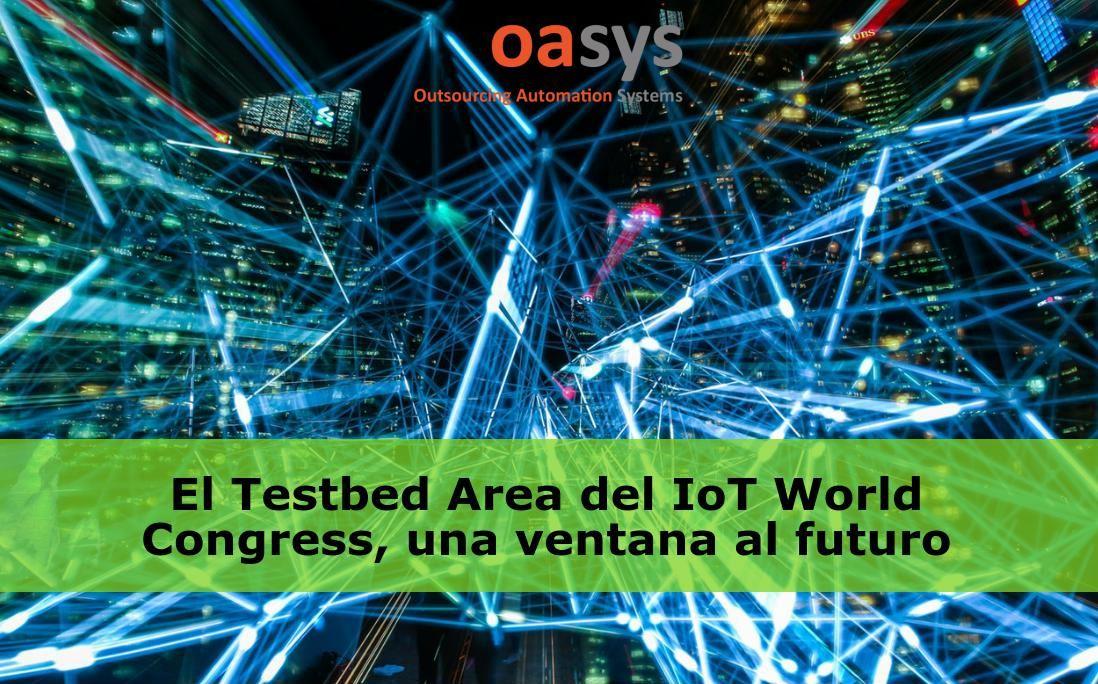 Soluciones Testbed Area en el IoT World Congress