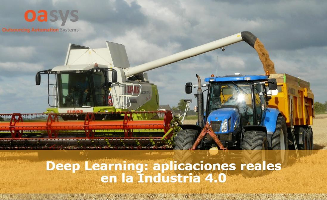 Deep Learning y aplicaciones en la Industria 4.0