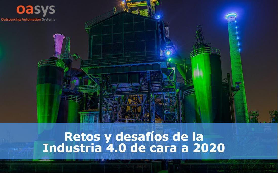 Retos de la Industria 4.0 de cara a 2020