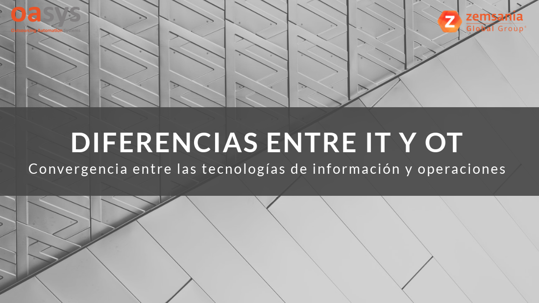 Diferencias entre IT y OT