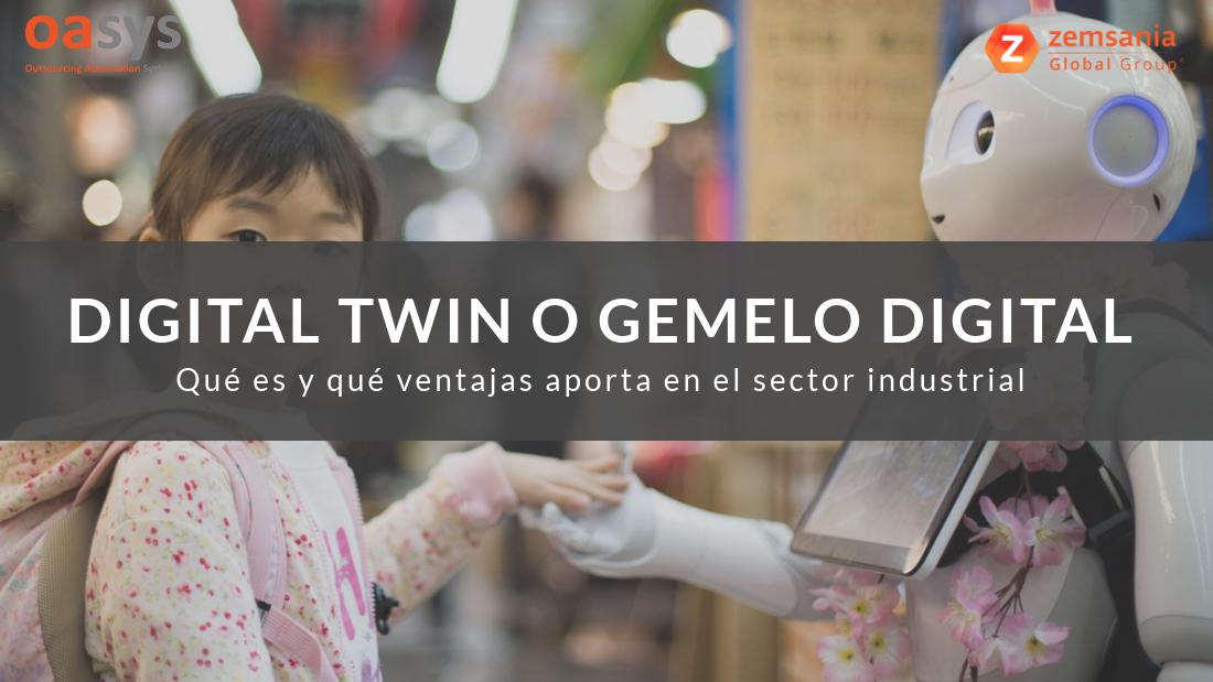 Digital Twin o gemelo digital
