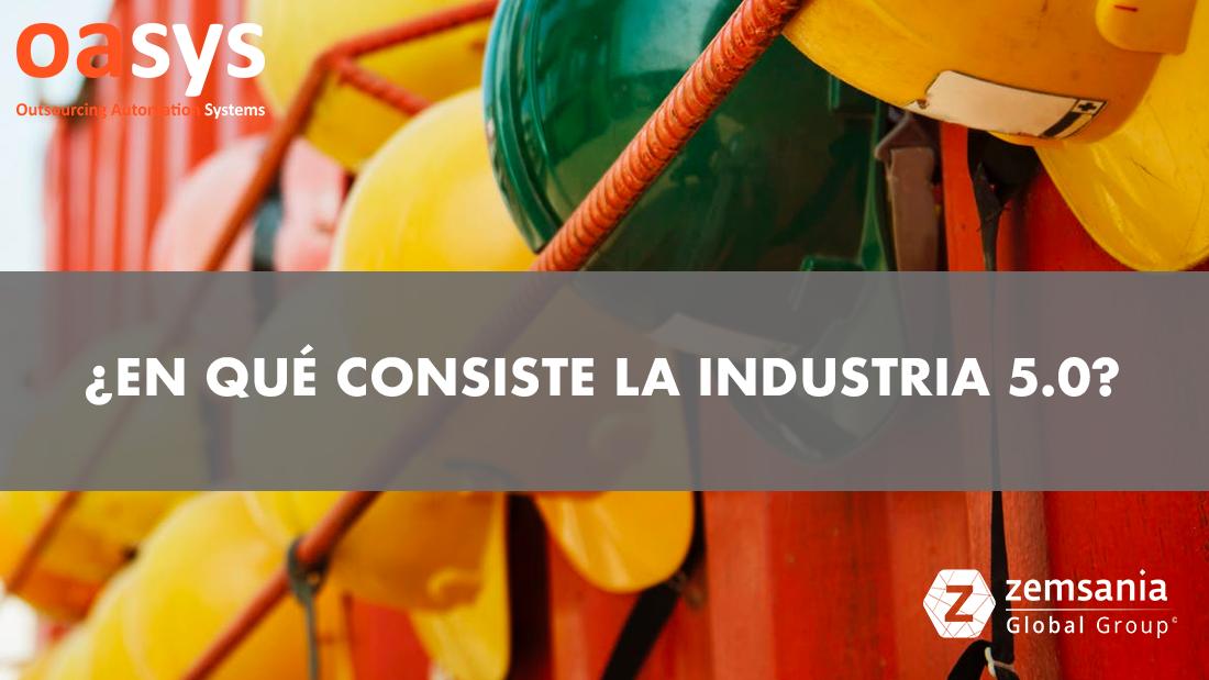 Industria 5.0 - oasys