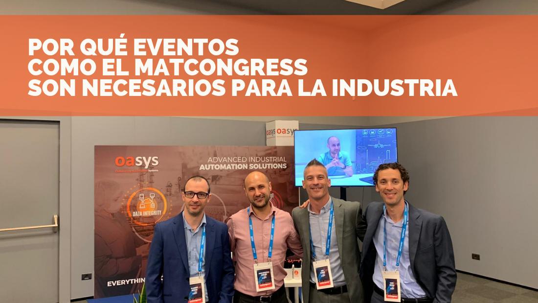 Oasys en Matcongress 2019